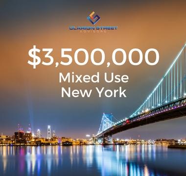 $3500000 Mixed Use \ NY