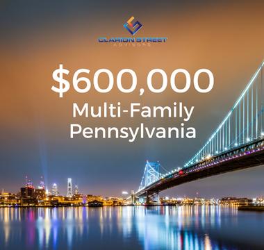 $600000 Multi Family | PA